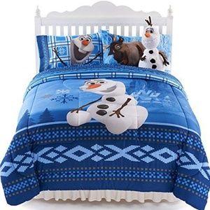 Disney Olaf Twin/Full Comforter